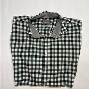 THOMAS DEAN XL CADUAL DRESS SHIRT